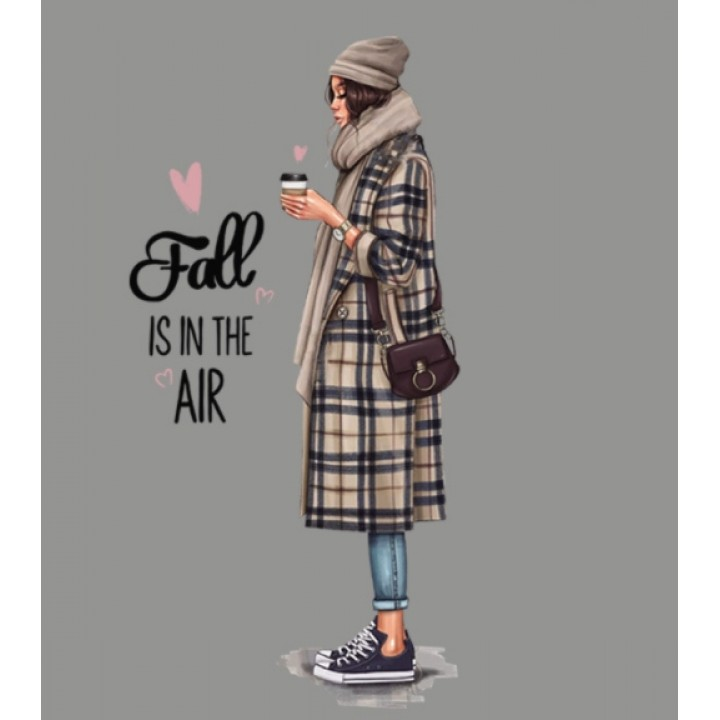 """Термокартинка """"Fall is in the AIR"""""""