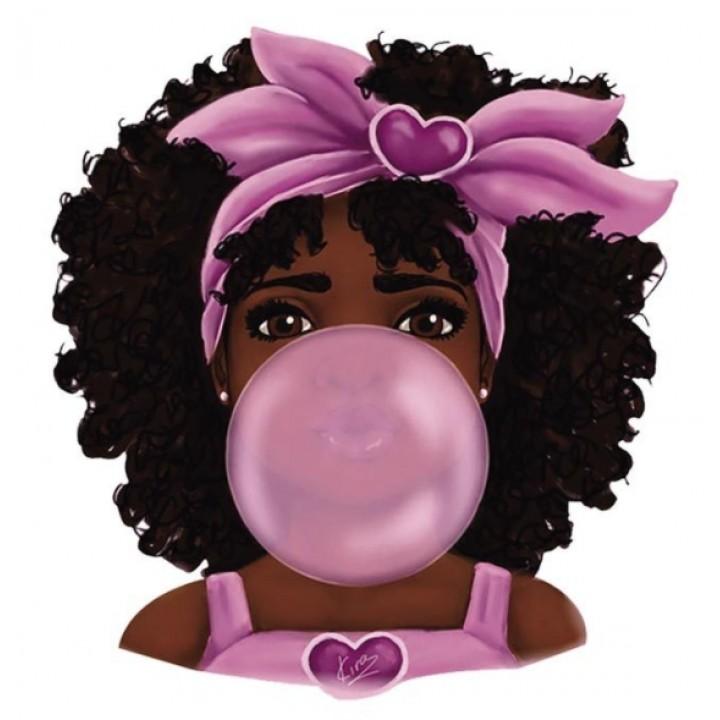 """Термокартинка """"Bubble Gum"""""""
