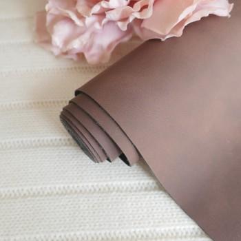Кожзам Soft touch шоколад