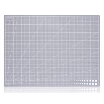 """Коврик (мат) для резки """"Серый"""" (формат A2, A3, A4)"""
