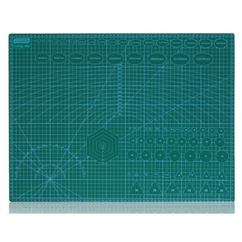 "Коврик (мат) для резки ""Тёмно-зелёный"" (формат A2, A3, A4)"