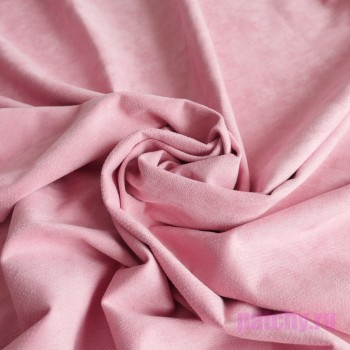 Двусторонняя замша Розовый (ЦВЕТ 34)