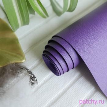 Переплетный кожзам под кожу Фиолетовый (ЦВЕТ 9)
