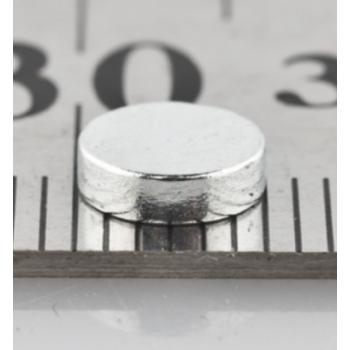 Неодимовый магнит 6,5*1,5 мм